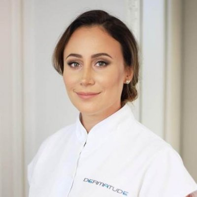 Andreja Krasneviciene - Esthederm Patirtis kosmetologe