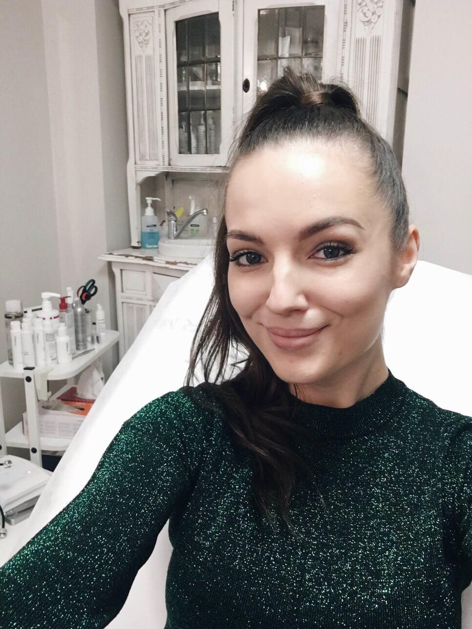 Pošventinis rūpestis oda - Simona Burbaitė - Esthederm Patirtis