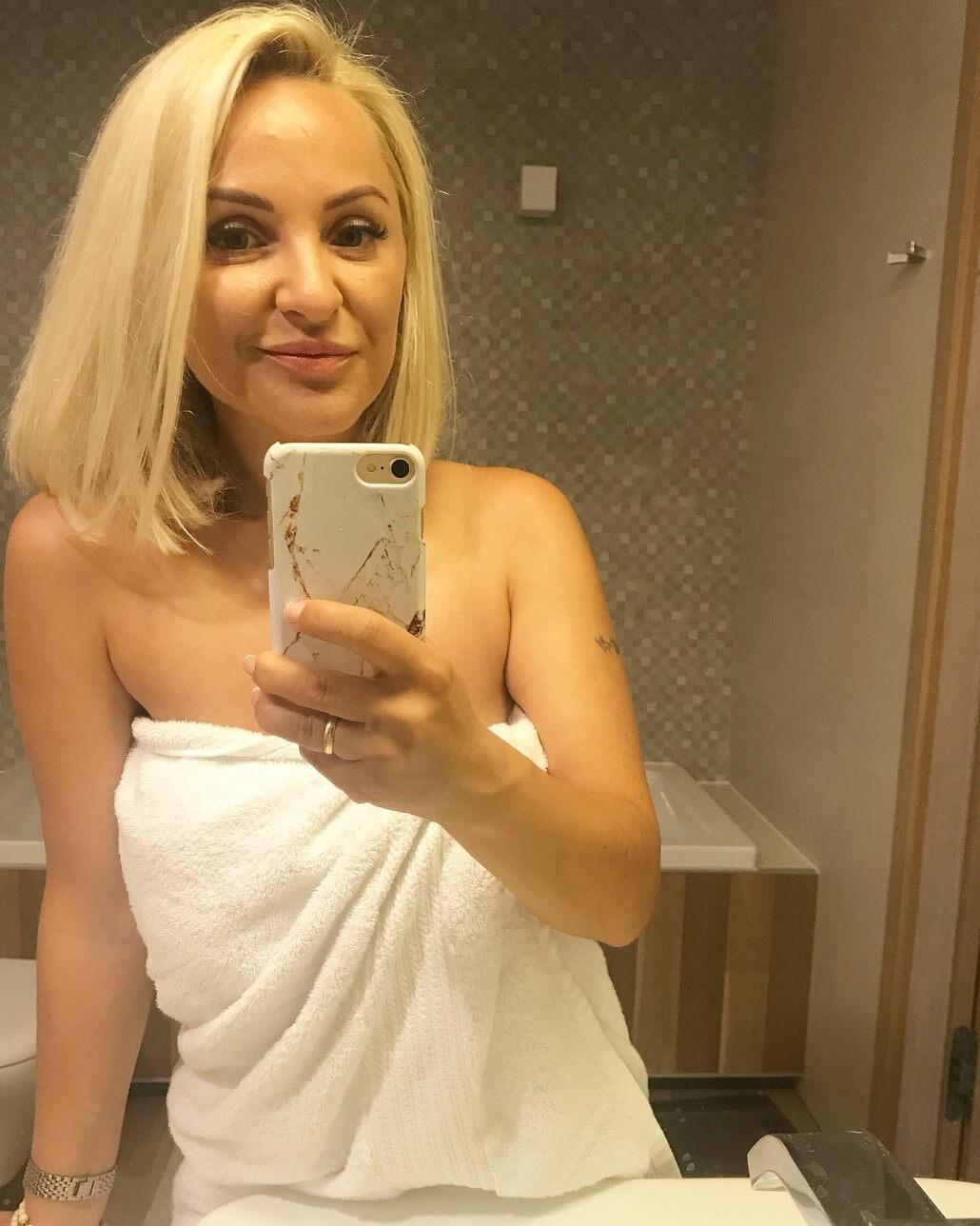 Jurgita Beržonskienė Esthederm patirtis
