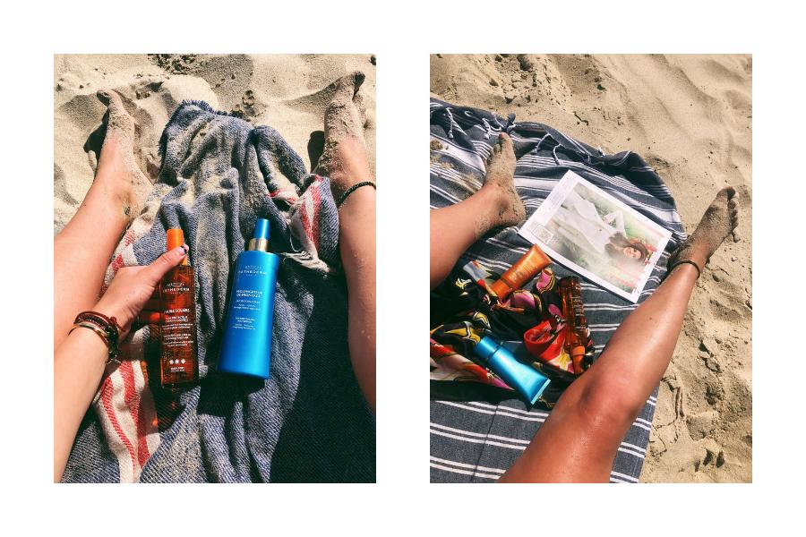 Be ko aš neįsivaizduoju savo vasaros arba atostogų vasaros krepšelio - Esthderm Patirtis - Urtė Mikelevičiūtė